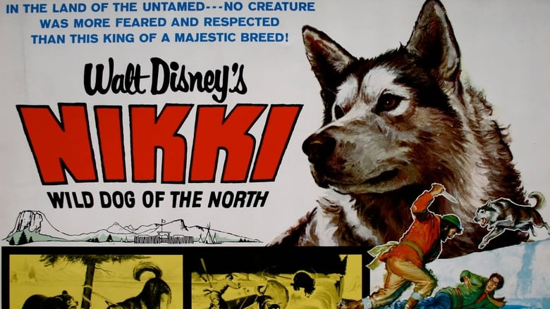 Nikki, Wild Dog of the North film stream Online kostenlos anschauen