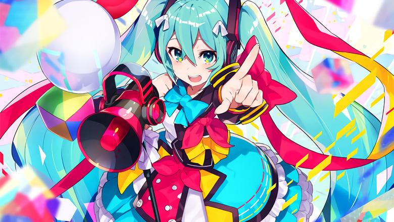 Hatsune Miku: Magical Mirai 2018