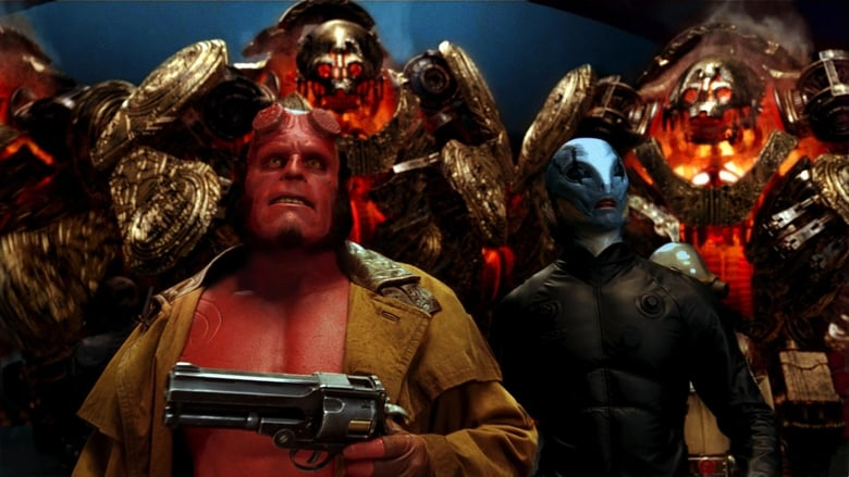 Watch  Hellboy II: The Golden Army  Movie Stream