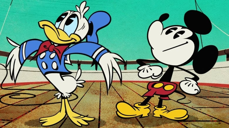 Mickey Mouse: Captain Donald