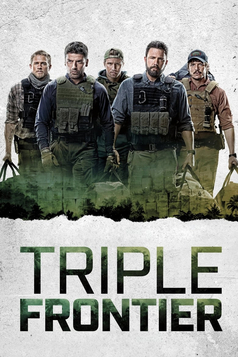 Triple Frontera (2019) HD 720P LATINO/INGLES