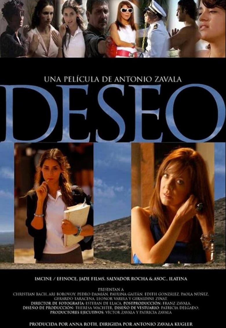 Deseo (2012) DvdRip Latino