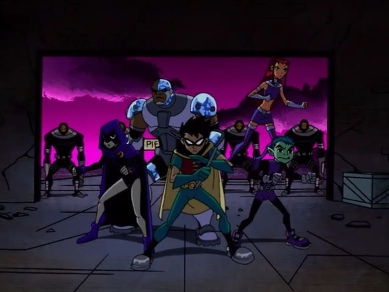 Teen Titans staffel 1 folge 11 deutsch stream