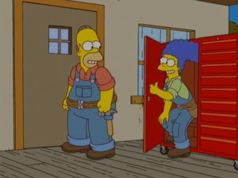 Please Homer, Don't Hammer 'Em...