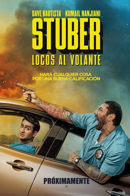 Pelicula Stuber Locos al Volante (2019) HD 1080P LATINO/INGLES Online imagen