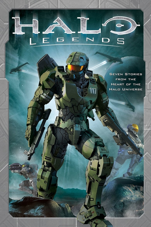 HALO LEGENDS (2010) HD 1080P CASTELLANO/ING/JAP
