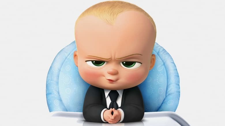 The Boss Baby Backdrop