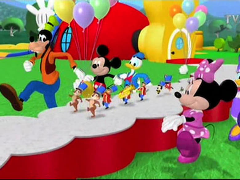 mickey mouse clubhouse season 2 episode 13
