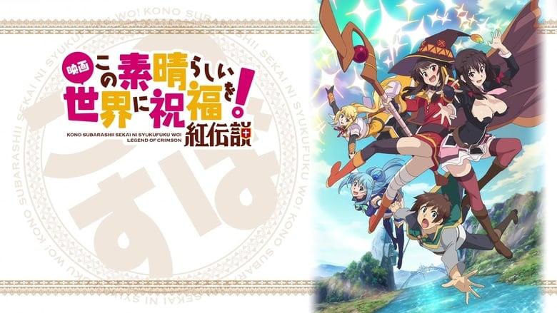 Watch KonoSuba: God's Blessing on this Wonderful World! Legend of Crimson Full Movie Online Free English