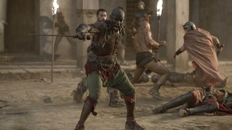 Spartacus Saison 1 Episode 13