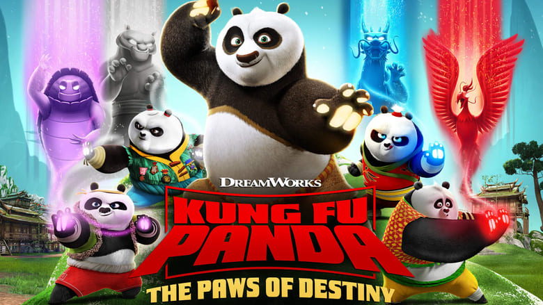 DPStream Kung Fu Panda: The Paws of Destiny - Série TV - Streaming - Télécharger poster .3