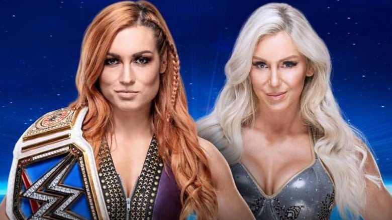 Becky Lynch vs. Charlotte Flair - SmackDown Women's Championship Match: SmackDown LIVE