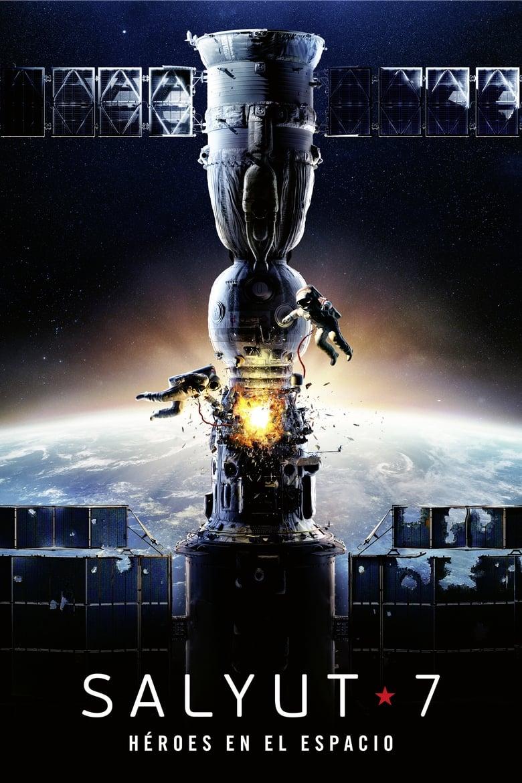 Salyut-7: Héroes en el Espacio (2017) LATINO