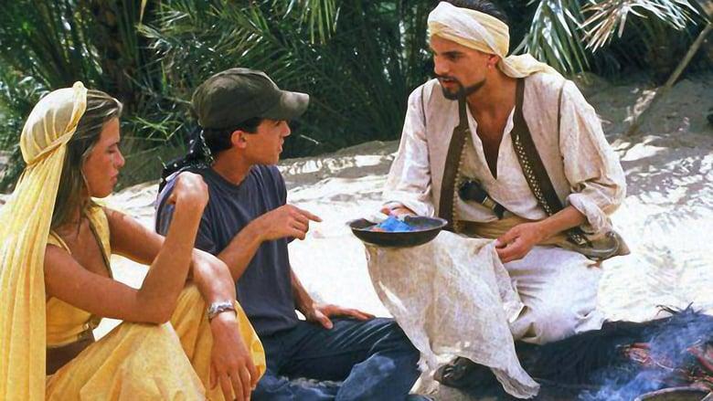 A Kid in Aladdin