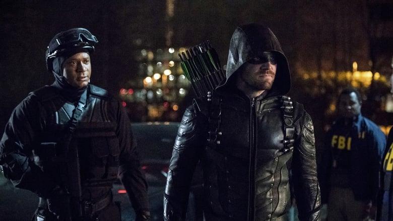 Arrow Saison 6 Episode 23
