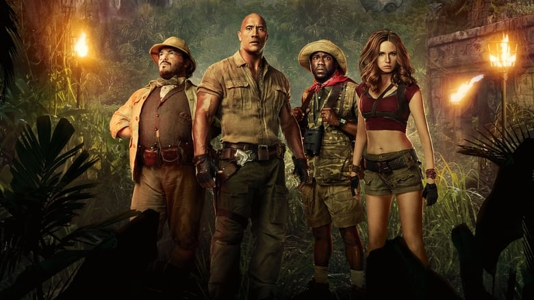 Jumanji : Bienvenue dans la Jungle Backdrop