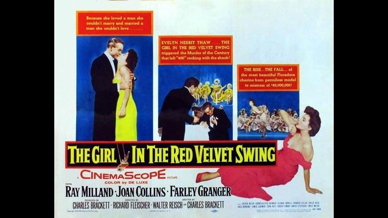 Se The Girl in the Red Velvet Swing filmen i HD gratis