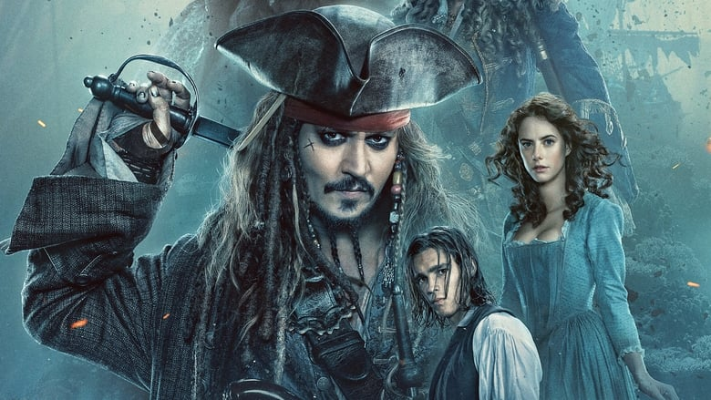 Watch Pirates of the Caribbean: Dead Men Tell No Tales Full Movie Online | 2017-05-23 | 129 min. | Adventure, Action, Fantasy, Comedy | Johnny Depp, Javier Bardem, Geoffrey Rush, Brenton Thwaites, Kaya Scodelario, Kevin McNally