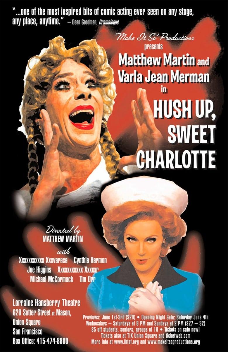 Assistir filme Hush Up Sweet Charlotte 2015 online completo
