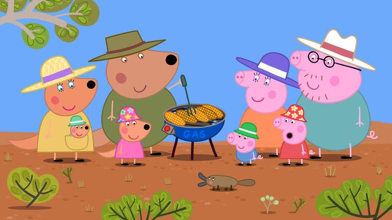 Peppa Pig Season 5 Episode 19 Australia Part 1 The Outback