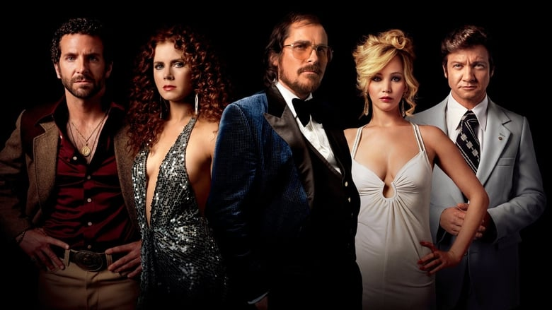 American Hustle Streaming Now