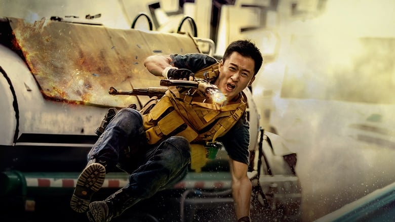Wolf Warrior 2 (2017) BluRay 720p 1.1GB Ganool