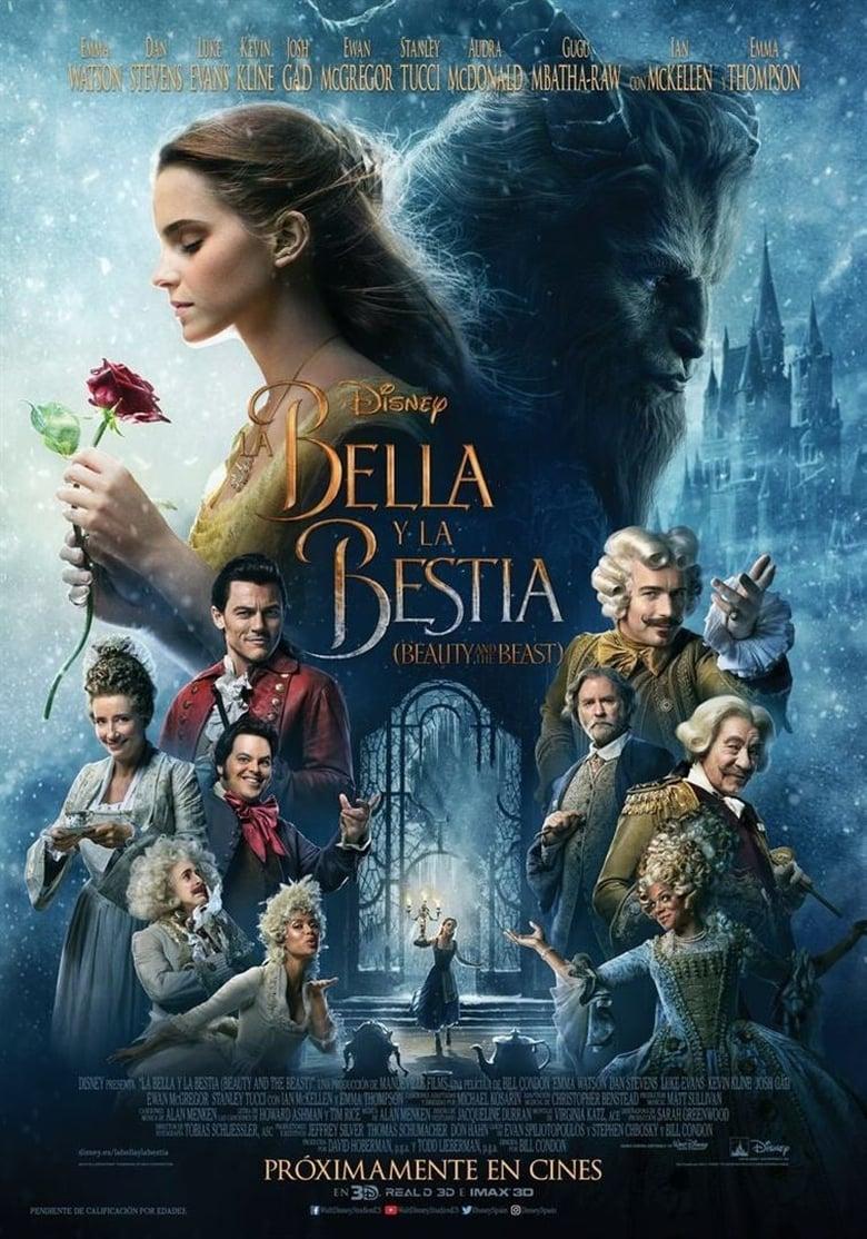 LA BELLA Y LA BESTIA (2017) HD 720P LATINO/INGLES