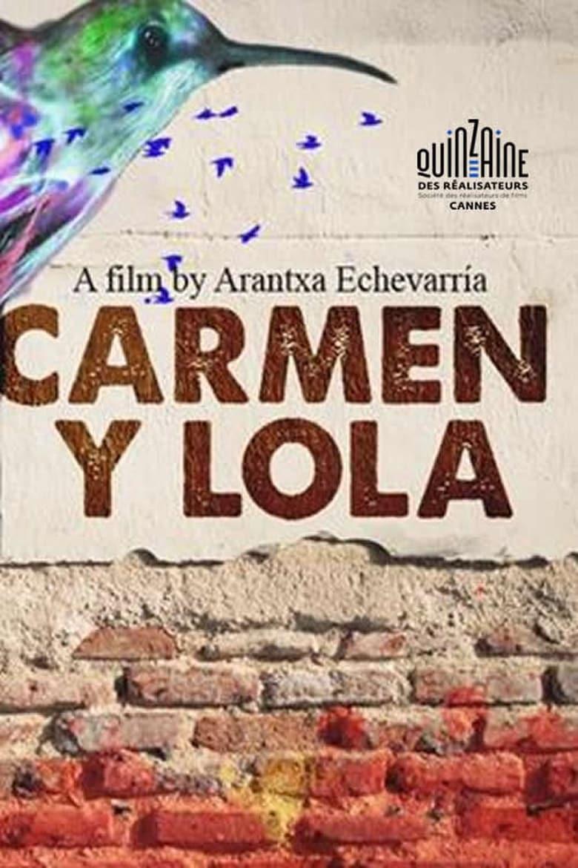 Carmen y Lola (2018) WEBDL HD 1080p Español