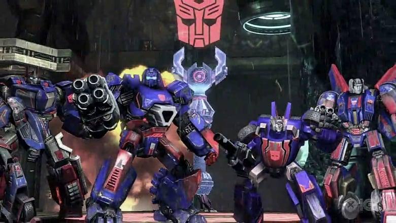 Transformers - Guerra por Cybertron