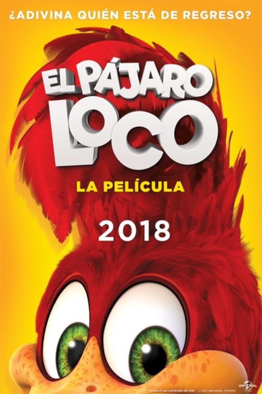 EL PAJARO LOCO (2017) HD 1080P LATINO/INGLES