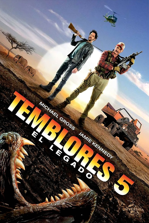 Temblores 5 El Legado