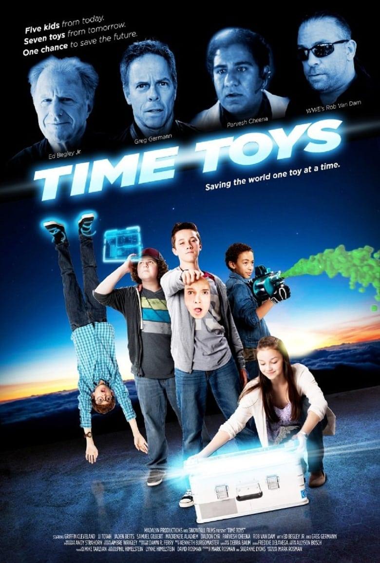 Time Toys (2017) DvdRip Español