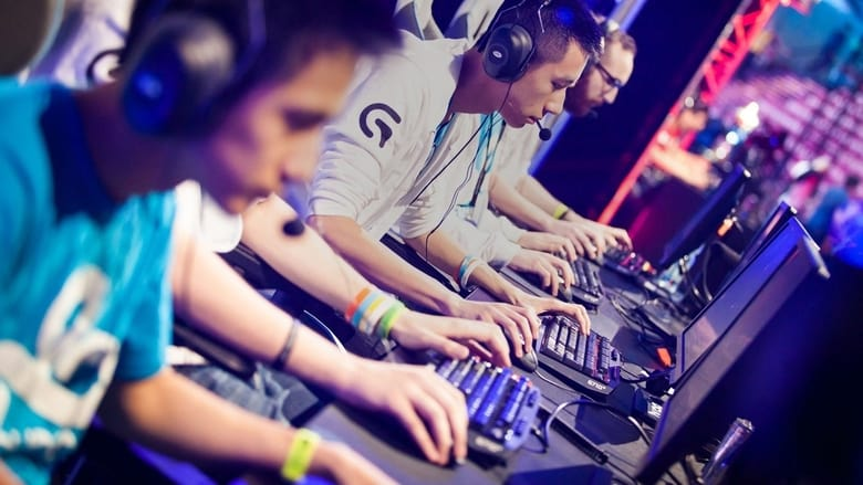 All Work All Play: The Pursuit of eSports Glory Live