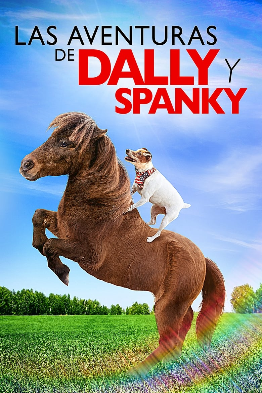 Pelicula Las Aventuras de Dally y Spanky (2019) WEB-DL 1080P LATINO/INGLES Online imagen