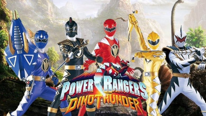 Power Rangers Dino Tunder