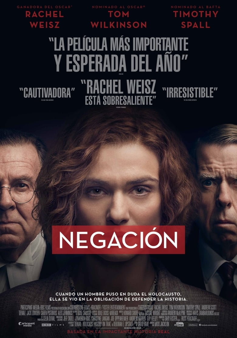 Negación (2016) HD 720p Español