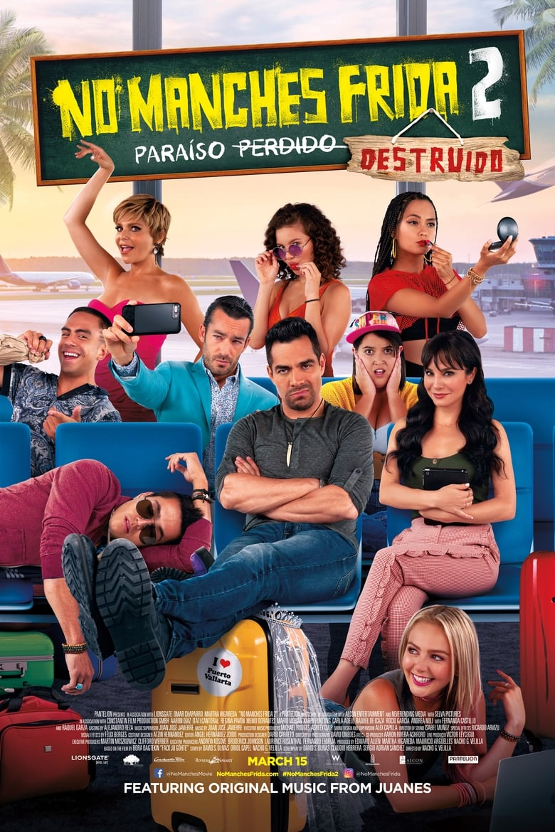 No Manches Frida 2 [Latino] [GoogleDrive]