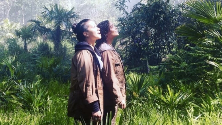 Annihilation Backdrop