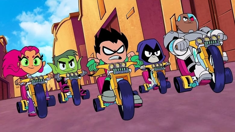 Ver Teen Titans Go! To the Movies Online HD Español (2018)