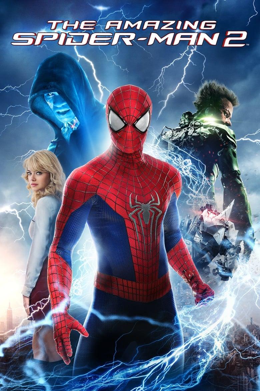 El Sorprendente Hombre Araña 2 El Poder De Electro