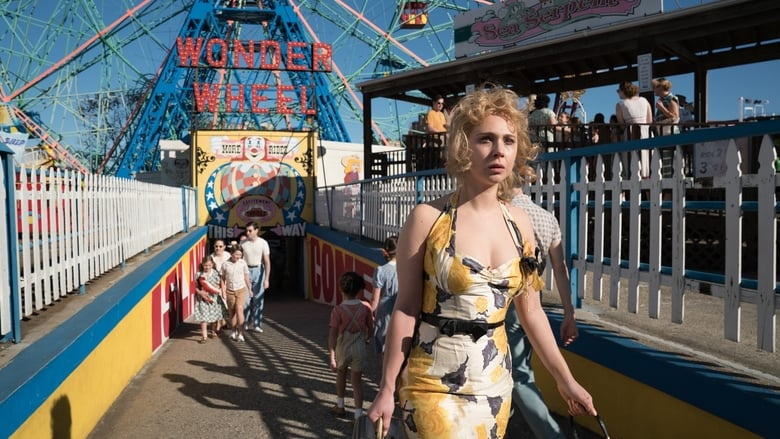 Wonder Wheel Backdrop