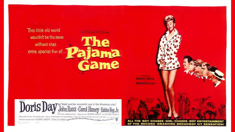 Regarder Film The Pajama Game Gratuit en français