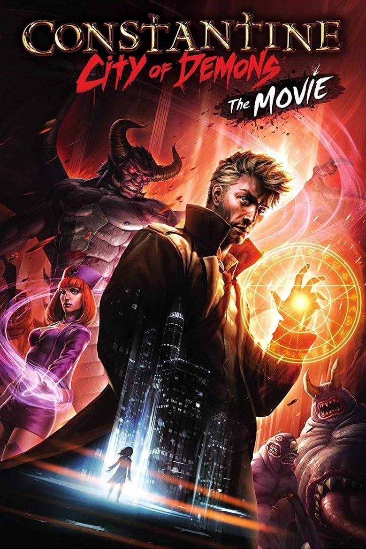Constantine: City of Demons The Movie (2018) HD 720P LATINO/INGLES