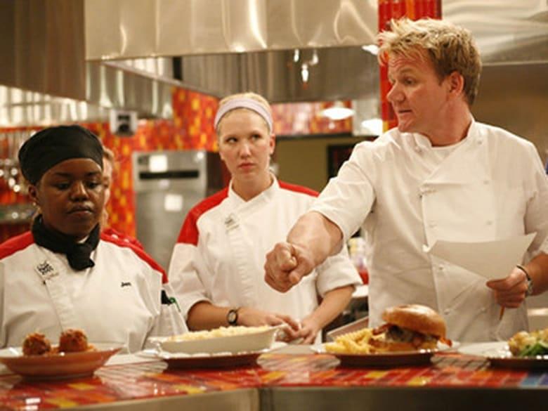 Watch hells kitchen online season 1