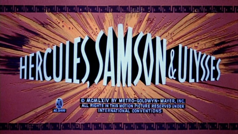 Hercules, Samson & Ulysses koko elokuva ilmaiseksi