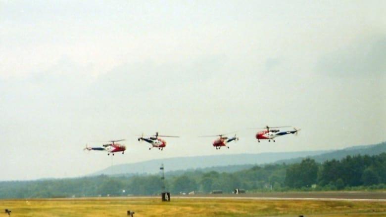 Helicopter String Quartet