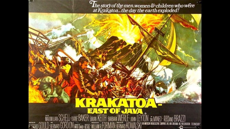 Regarder Film Krakatoa, East of Java Gratuit en français