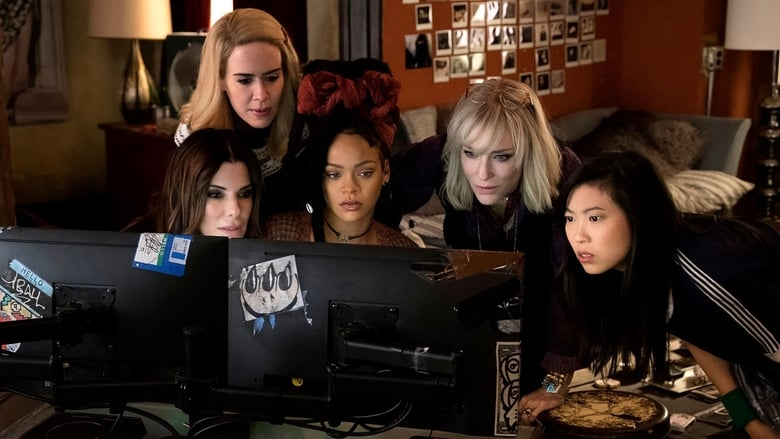 Oito Mulheres e um Segredo Dublado Online