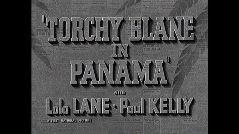 Descargar Pelicula Torchy Blane in Panama online español gratis