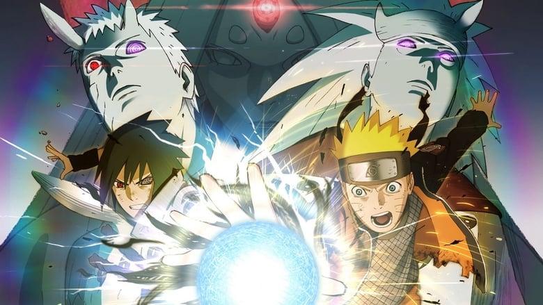 Naruto shippuden Guerra ninja